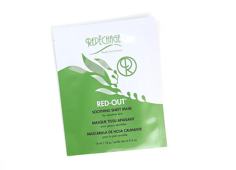 Red-Out Soothing Sheet Mask
