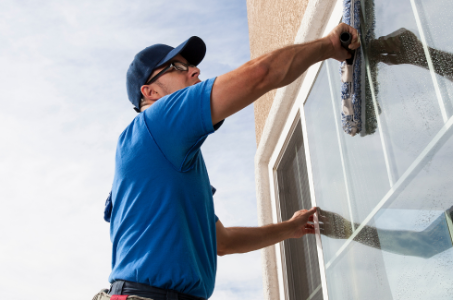 How to get the best window cleaning service for homes or commercial properties