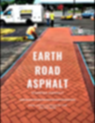Earth Road Asphalt Stamped Asphalt