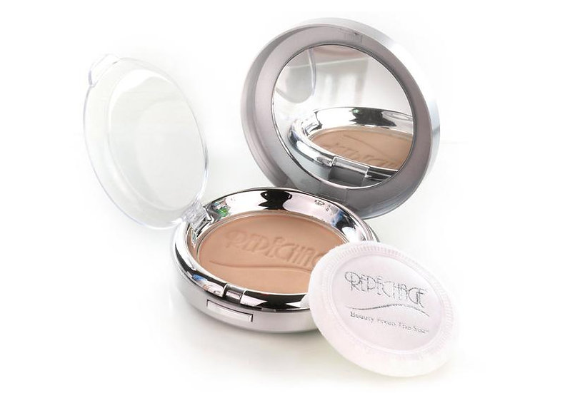 Natural Finish Pressed Powder Beige