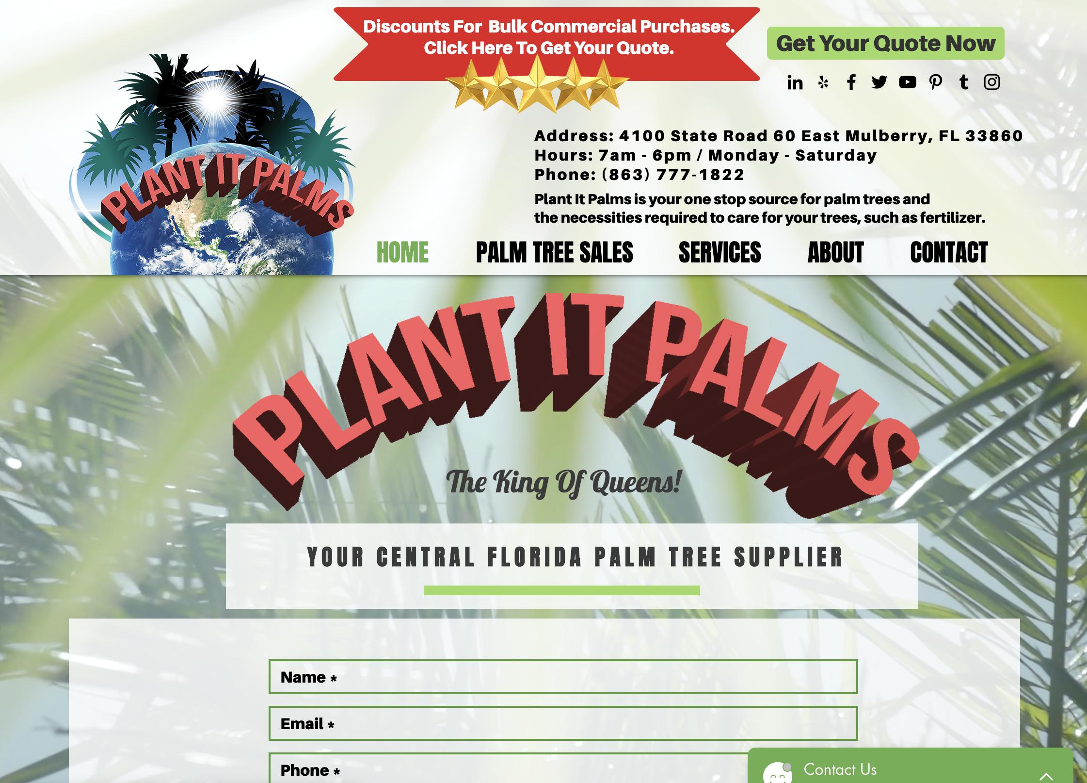 Plant It Palms