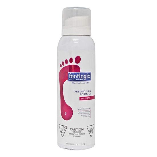 Footlogix Peeling Skin Formula Mousse