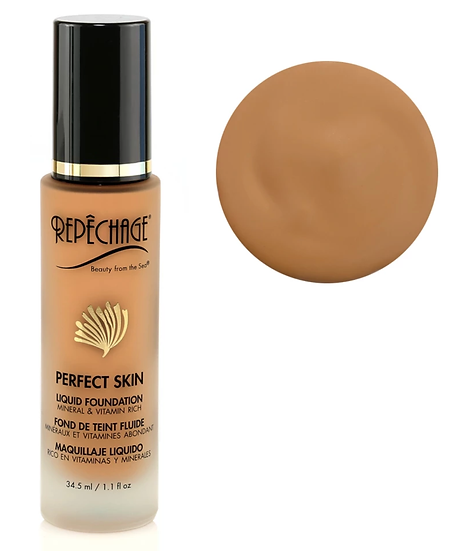 perfect skin liquid foundation #4