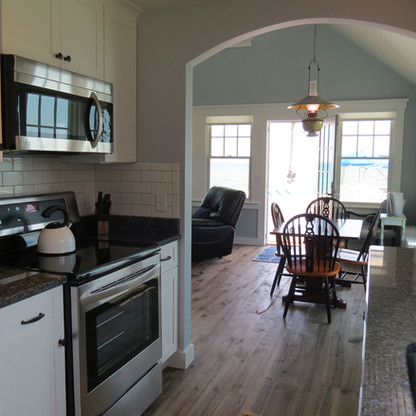 A New And Beautiful Kitchen In A New Addition