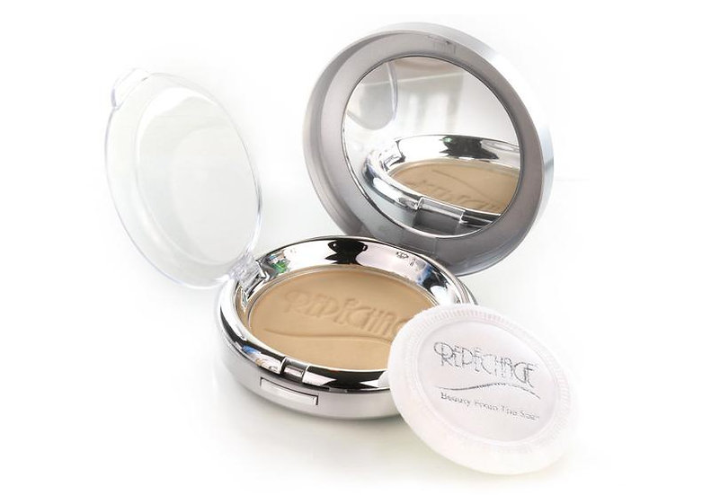 Natural Finish Pressed Powder Medium