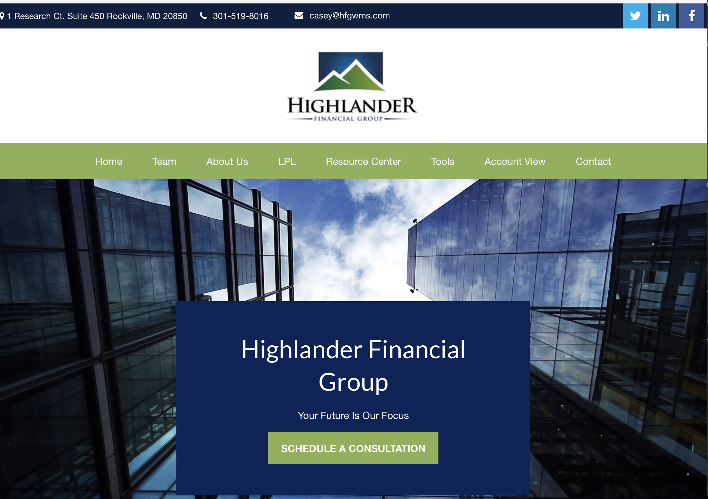 Highlander Financial