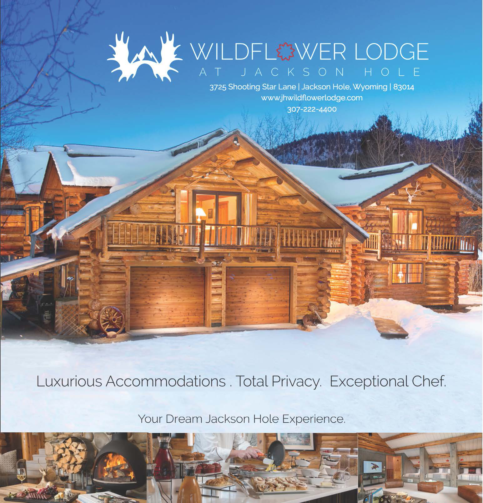 Wild Flower Lodge
