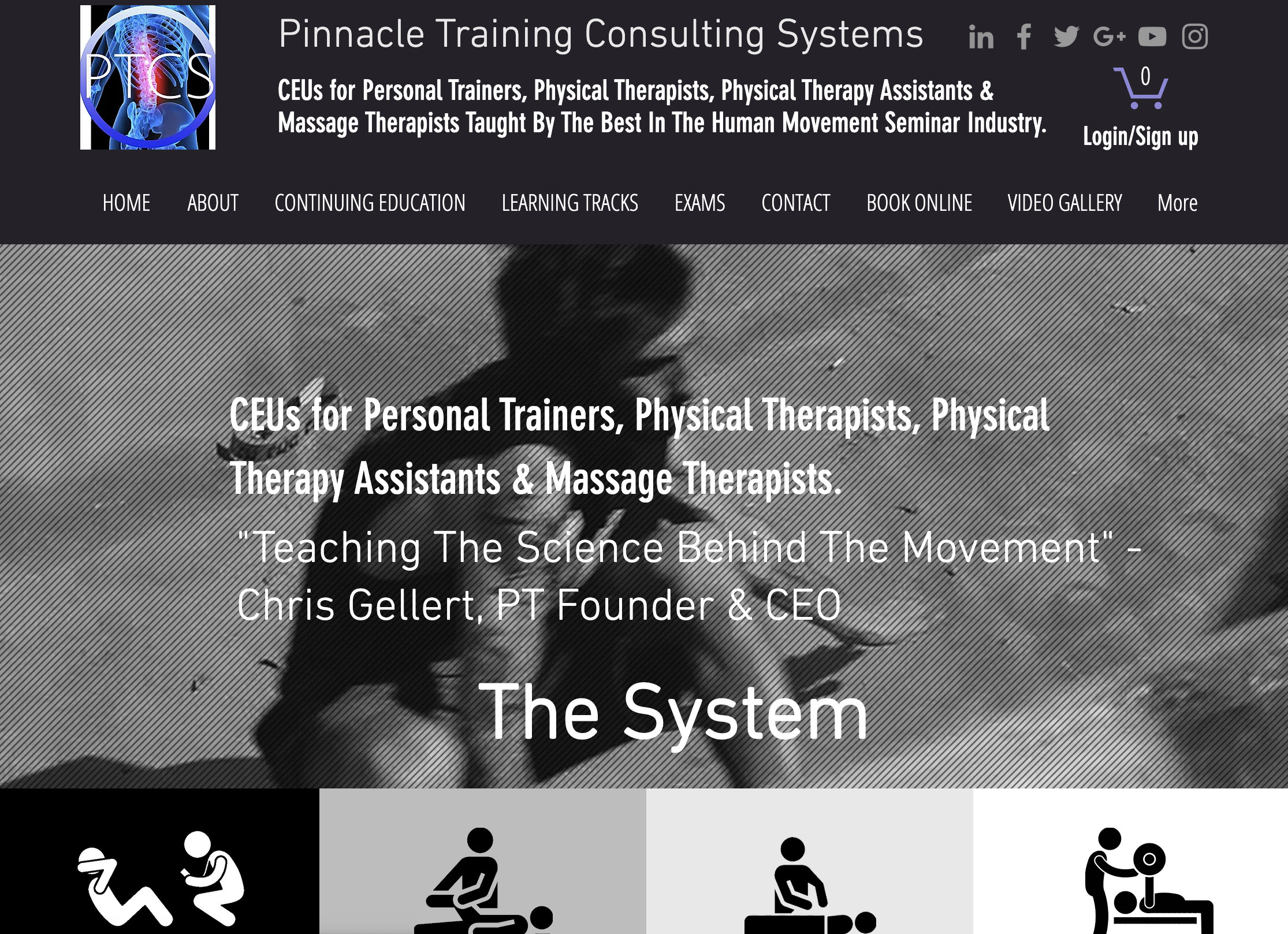 Pinnacle Training Consulting Systems