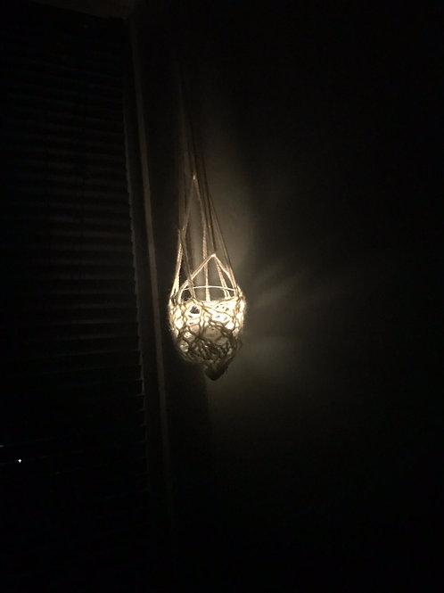 Knitted Lantern