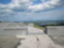 Gravure au jet de sable, Maison du granit