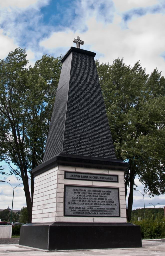 IUSMQ Monument
