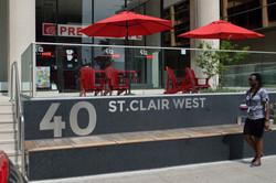 40 St. Clair West