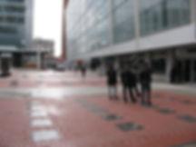 Gravure Remba, Place des Canadiens