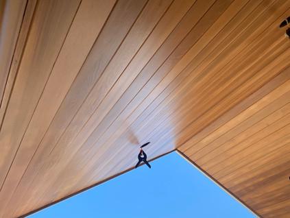 Woodwork refurb
