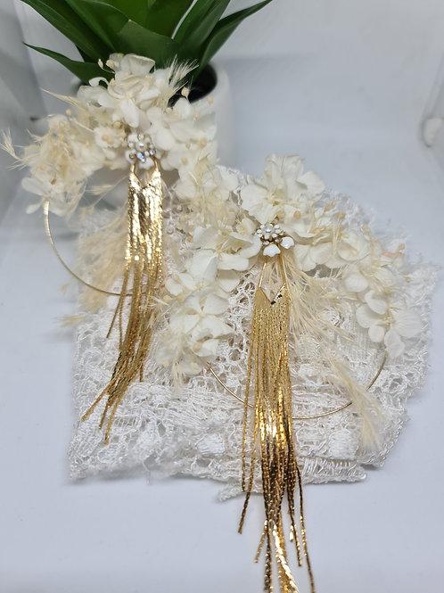 """""""Manon"""" earrings"""