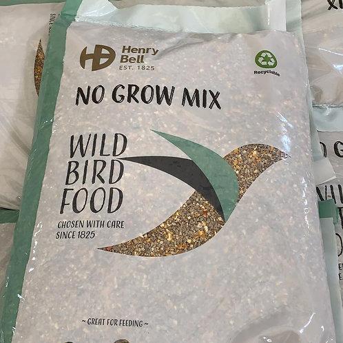 No Grow Seed Mix 12.55kg
