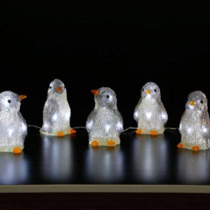 copy of Set of 5 Penguin Lightchain