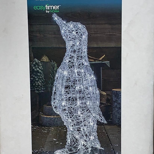 Acrylic Penguin 80cm