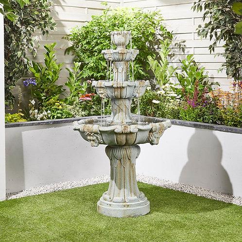 Lioness Fountain