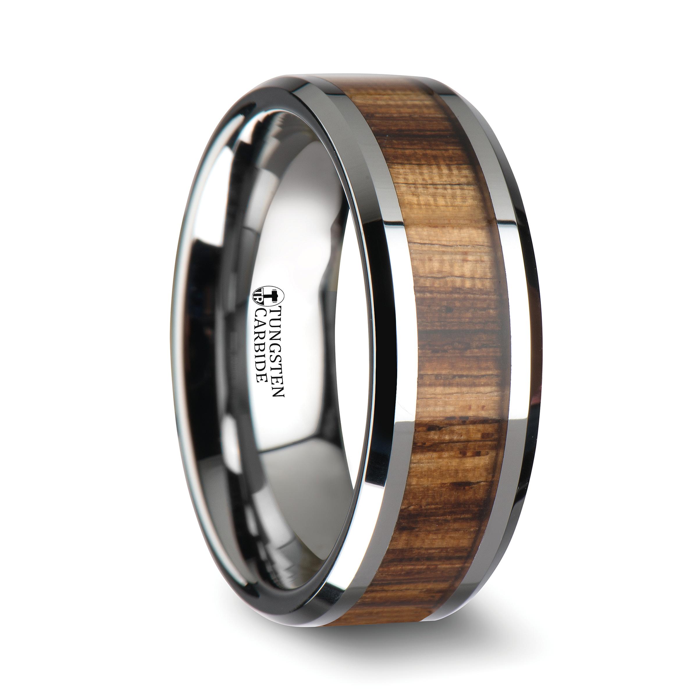 Palmaletto - zebra wood