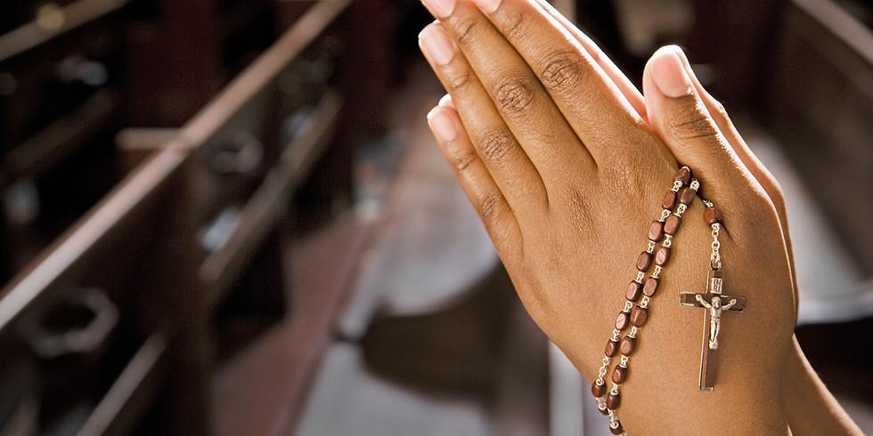 """Stay in your Car"" Prayer Vigil"