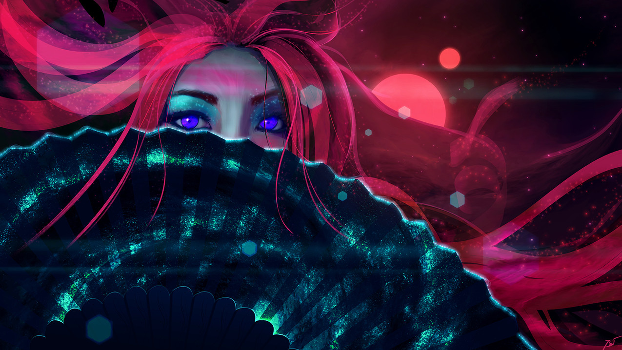 Lady Cosmos
