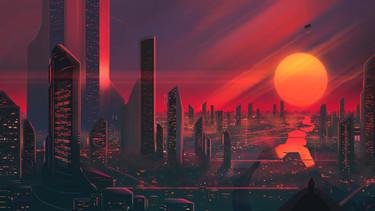 City of Bright Lights