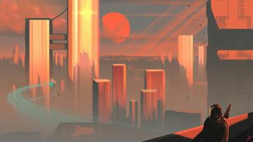 Bleeding Sunset
