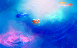 Spacedrops