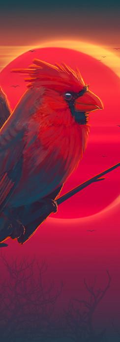 Cardinal Eclipse