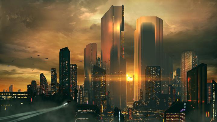 Silhouettes of Future