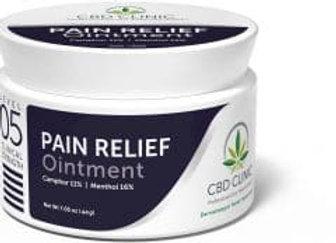 CBD Clinic Level 5 Pain Relief Cream 44gm jar