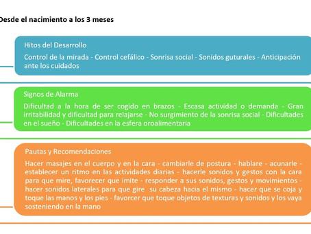 Alteraciones en el proceso de Interacción y Comunicación de 0 a 12 meses