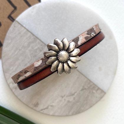 Flower in Brown