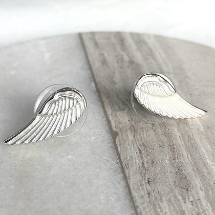 Angel Wing Studs
