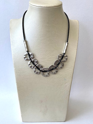 Pewter Oval