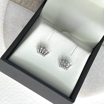 Sterling Silver Crown