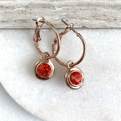 Red & Rose Gold