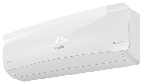 Инверторный настенный кондиционер Ballu BSAI-18HN1
