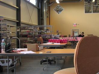 Вентиляция в помещении упаковке конфетных наборов ...