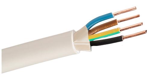 Силовой кабель NYM 4х1,5