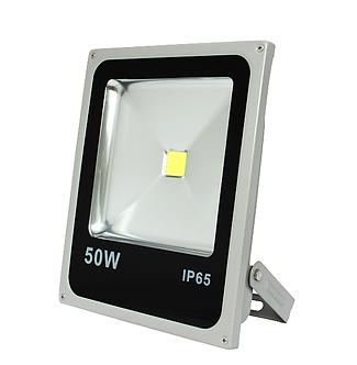 Прожектор светодиодный LED1-50W, 6400К 3500Лм, серый IP65