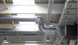 Вентиляция воздуха на производстве