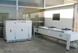 Компрессорно-конденсаторные блоки охлождения