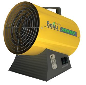 Электрическая тепловая пушка Ballu серии Expert BHP-3.000СL