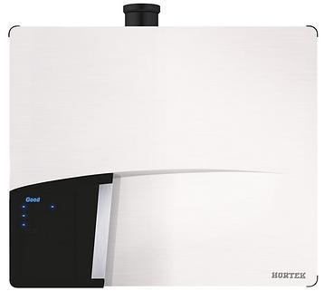 Двухконтурный, настенный газовый, котел отопления Hortek Q51C с встр. бойлером