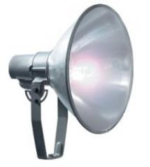 Круглосимметричный прожектор ГО-07-1000-001 (б/ПРА) IP65)