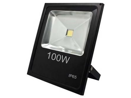 Прожектор светодиодный LED1-100W, 6400К 8000Лм, черный IP65