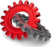 Логотип инжиниринговой компании ИнАут Групп www.in-out.group