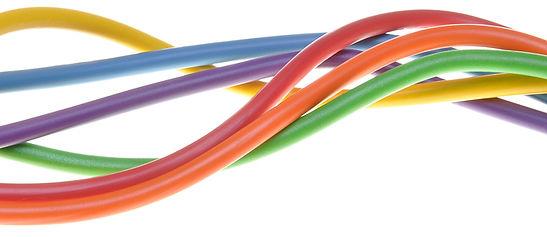 Провода которые служать для подключения между собой щитов систем автоматизации и объяденяют между собой усзлы систем в единое целое